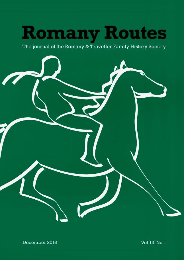 Romany & Traveller Family History Society | Research your
